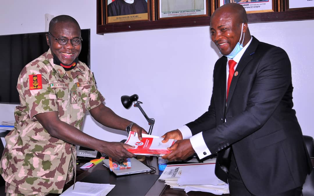 EFCC, Army To Collaborate In Tackling Terrorists' Financing - TheFact  Nigeria